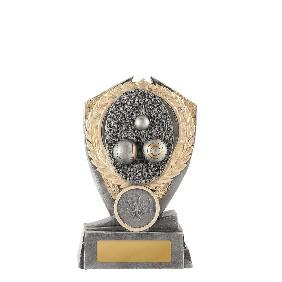Lawn Bowls Trophy W18-6332 - Trophy Land
