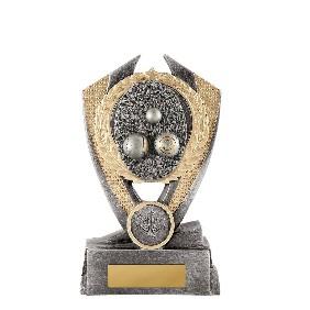 Lawn Bowls Trophy W18-6333 - Trophy Land