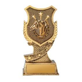 Equestrian Trophy W21-10010 - Trophy Land