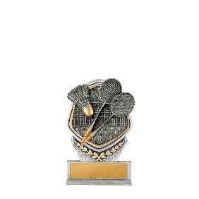 Badminton Trophy W21-10401 - Trophy Land