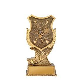 Badminton Trophy W21-10409 - Trophy Land