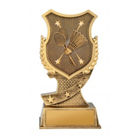 Badminton Trophy W21-10410 - Trophy Land