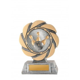 Lawn Bowls Trophy W21-10703 - Trophy Land