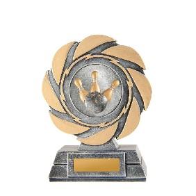Lawn Bowls Trophy W21-10704 - Trophy Land