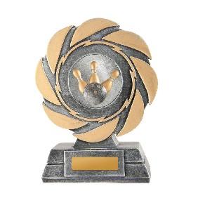 Lawn Bowls Trophy W21-10705 - Trophy Land