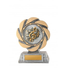 Music Trophy W21-6009 - Trophy Land