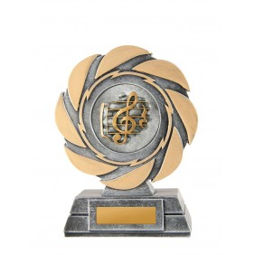 Music Trophy W21-6010 - Trophy Land