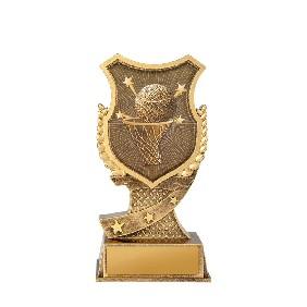 Basketball Trophy W21-7312 - Trophy Land
