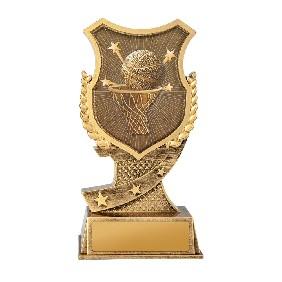 Basketball Trophy W21-7313 - Trophy Land