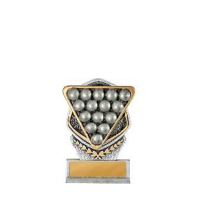 Snooker Trophy W21-7501 - Trophy Land