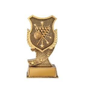Snooker Trophy W21-7509 - Trophy Land