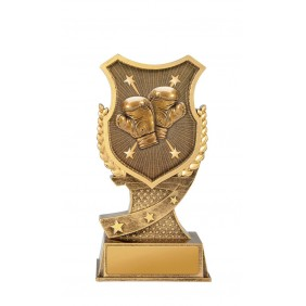 Boxing Trophy W21-7909 - Trophy Land