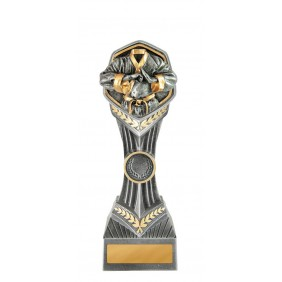 Martial Arts Trophy W21-8204 - Trophy Land