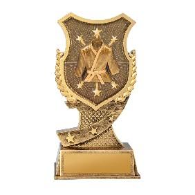 Martial Arts Trophy W21-8210 - Trophy Land