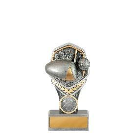 Golf Trophy W21-8802 - Trophy Land