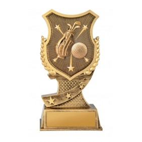 Golf Trophy W21-9213 - Trophy Land