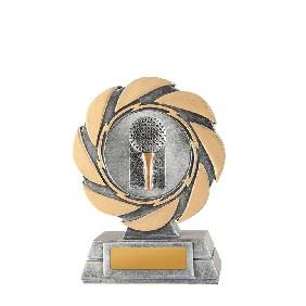 Golf Trophy W21-9214 - Trophy Land