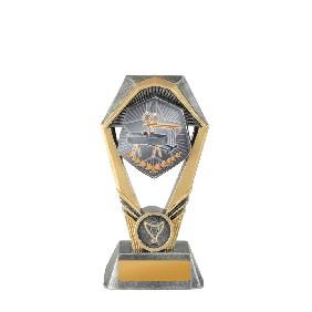 Gymnastics Trophy W21-9306 - Trophy Land