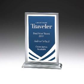 Glass Award W423C - Trophy Land