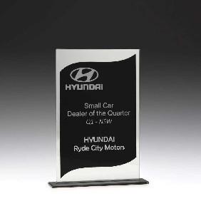 Glass Award W477A - Trophy Land