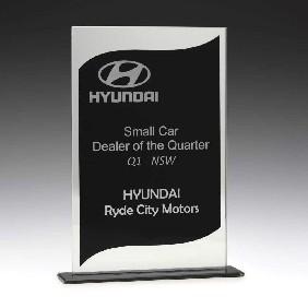 Glass Award W477C - Trophy Land