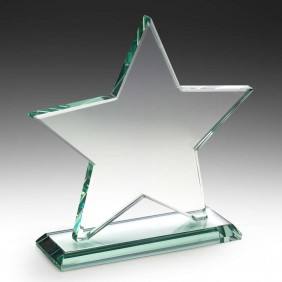 Glass Award W757L - Trophy Land