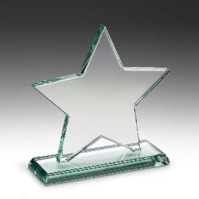 Glass Award W757M - Trophy Land
