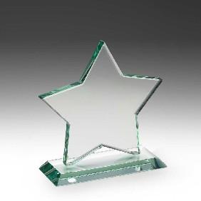 Glass Award W757S - Trophy Land