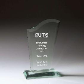 Glass Award W763S - Trophy Land