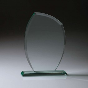 Glass Award W768L - Trophy Land