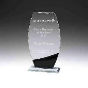 Glass Award W780C - Trophy Land