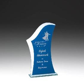 Glass Award W812A - Trophy Land