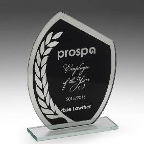 Glass Award W879B - Trophy Land