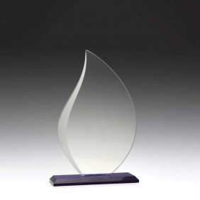 Glass Award W935A - Trophy Land