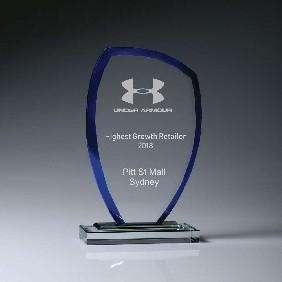 Glass Award W943A - Trophy Land