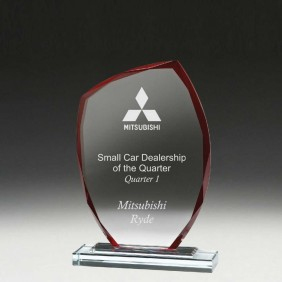 Glass Award W946A - Trophy Land
