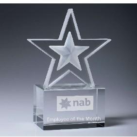 Crystal Award WC205 - Trophy Land