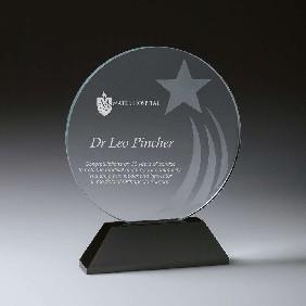 Crystal Award WC220 - Trophy Land