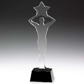 Crystal Award WC290 - Trophy Land