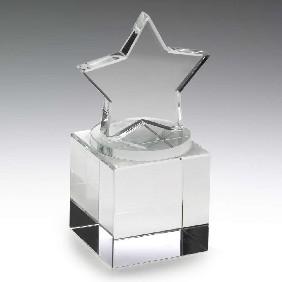 Crystal Award WC50B - Trophy Land