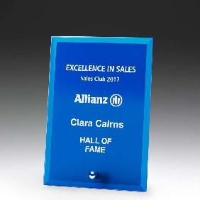 Glass Award WP03A - Trophy Land