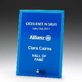 Glass Award WP03B - Trophy Land