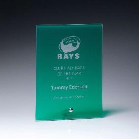 Glass Award WP04A - Trophy Land