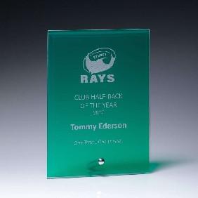 Glass Award WP04B - Trophy Land
