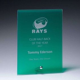 Glass Award WP04C - Trophy Land