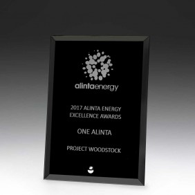 Glass Award WP07A - Trophy Land