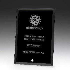 Glass Award WP07B - Trophy Land