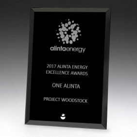 Glass Award WP07C - Trophy Land