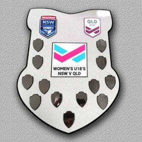Custom Awards Gallery Womens Origin Shield - Trophy Land