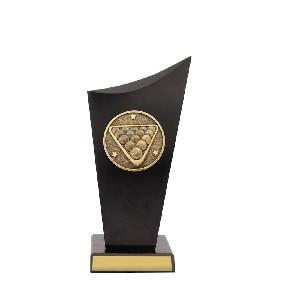 Snooker Trophy X0135 - Trophy Land